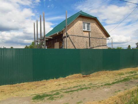 Продаю дом в Керамзитном