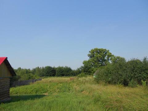 11 соток в д.Ершово, Клепиковского района, Рязанской области.