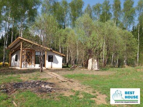 Дом с уч-м 23 сот, в ДНП Берёзки, Можайский р-н, МО.