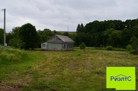 Бревечатый дом в экологически чистом районе по цене участка