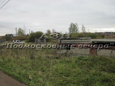 Дмитровское ш. 27 км от МКАД, Акишево, Участок 10 сот.
