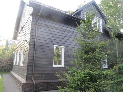 Продается дом 170 кв.м в стиле Шале на участке 7 соток в Королеве