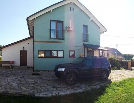 Жилой дом 210 кв.м. на уч 15 с в д. Проскурниково, Ступинского р-на