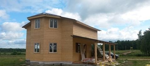 Жилой дом подходящий под кредит