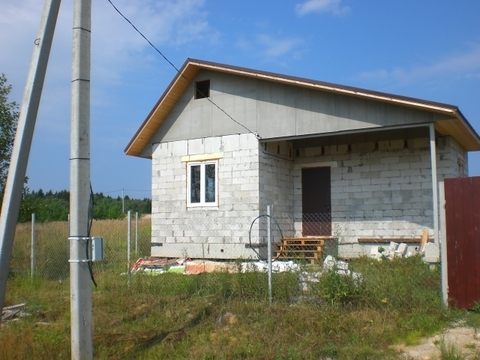 Эксклюзив Продается новый дом в заповеднике Барсуки на окраине деревни