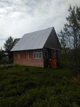 Щитовая двухэтажная дача в СНТ Родник-3 в Александрове