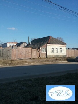 Дом, Рязанская область, Спасский район, город Спасск, в центре города,