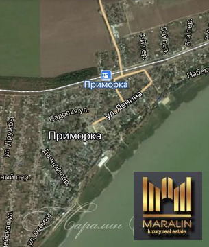 Продажа участка, Приморка, Неклиновский район, Дачный пер.