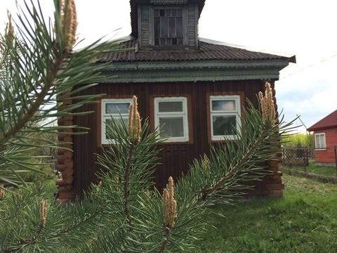 Дом в деревне Маврино