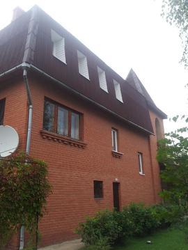 Дом 292 кв.м, Участок 15 сот. , Боровское ш, 30 км. от МКАД.