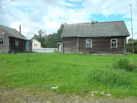Жилой дом в д. Костуя
