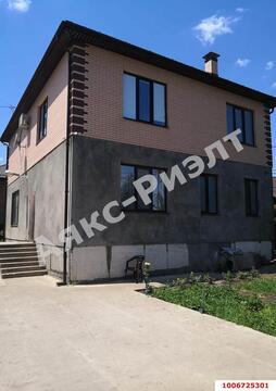 Продажа дома, Краснодар, Домбайская