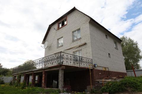Дом 200 кв.м. на участке 18 сот. в п.Парголово ИЖС. Выборгский р-н.