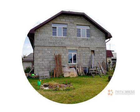 Продается два дома 90 кв.м. и 240 кв.м. на участке 16 соток д Волосово