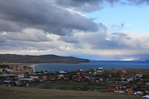Продаётся участок в посёлке Хужир на острове Ольхон