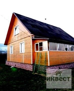 Продается 2х этажная дача 75 кв.м на участке 8 соток, Наро-Фоминск, на