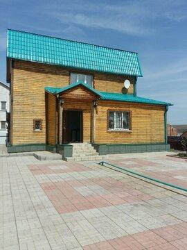Продам коттедж в поселке Новом, район Кардиоцентра города Кемерово.