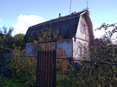 Большой двухэтажный дачный дом в СНТ Анис, г.о. Подольск, Климовск.