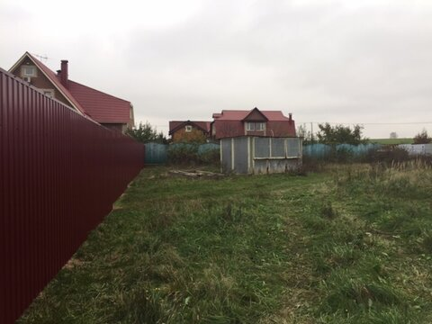 7,5 соток, ИЖС, д. Гавриково Чеховский р-н, 35 км от МКАД,