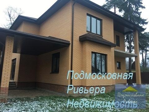 Коттедж со всеми центральными коммуникациями в Клязьме