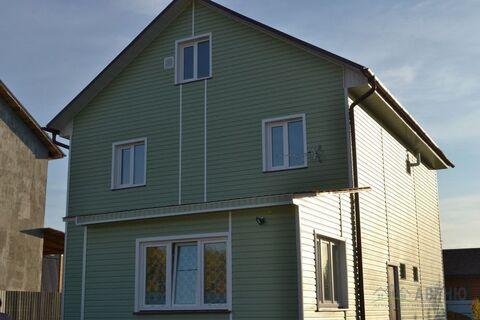 Зимний дом 140 кв.м. 10 соток, ИЖС