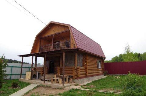 Дом 120 кв.м в поселке Мостовикс пропиской.