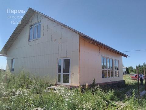 Дом в пригороде Перми