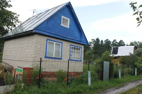 Продается садовый участок с домом