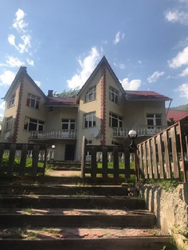 Продается дом Краснодарский край, г Сочи, пгт Красная Поляна, ул .