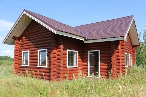 Красивый дом на Чудском озере