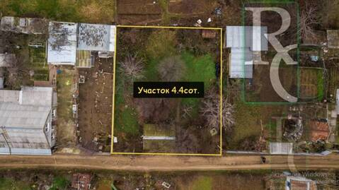 Продажа участка, Севастополь, Тер тсн ст Металлист