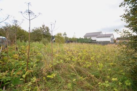 Продам участок площадью 12 соток ИЖС в деревне Сухарево