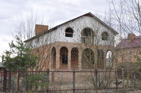 Дом 500 кв.м, Участок 10 сот. , Горьковское ш, 22 км. от МКАД.