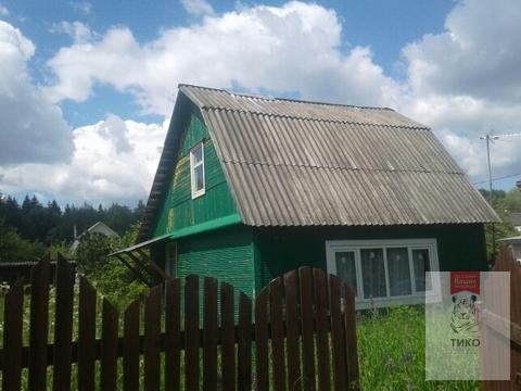 Дом в лесном массиве рядом со станцией