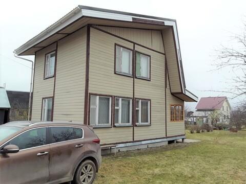Продается дом 2-х этажный 70 кв.м.