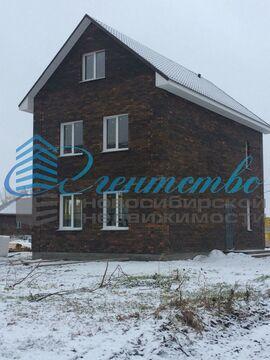 Продажа дома, Тулинский, Новосибирский район, Академика Першилина