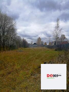 Часть дома 1\2 на участке 18 соток в Егорьевском районе.