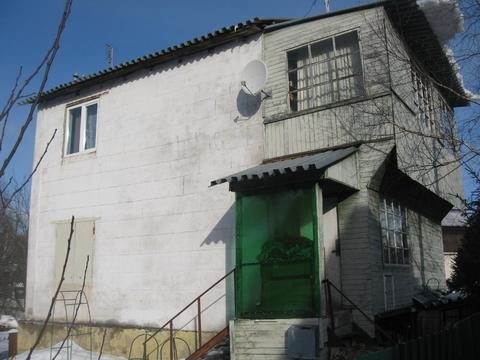 Дом 100 кв.м, Участок 6 сот. , Щелковское ш, 30 км. от МКАД. .