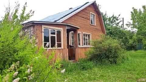 2-эт. Дачный дом с печкой + Баня на 8 сотках в СНТ«Южное» Заокский р-н