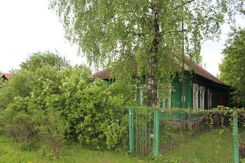 Продается дом с газом, участок село Тропарево, можайского района