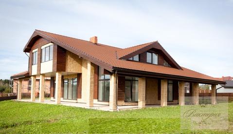 Продается большой дом с панорамным видом на Круглое озеро