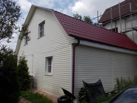 Дом 350 кв.м, участок 9 сот. , Дедовск, Продмонтаж, Волоколамское .