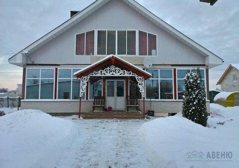 Двухэтажный дом общей площадью 240 кв.м на участке 15 соток в селе .