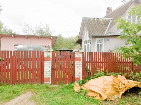 Продам дом и земельный участок в д.Богунино Кимрского района