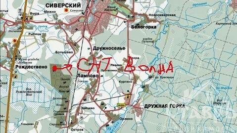 Гатчинский район, п.Строганово, 6 сот. СНТ