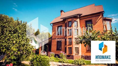 Продается отличный дом в д.Акиньшино