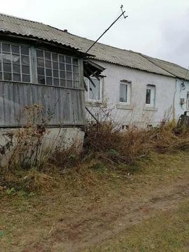 Продам Дом рядом с Дядьково в Гряцком!