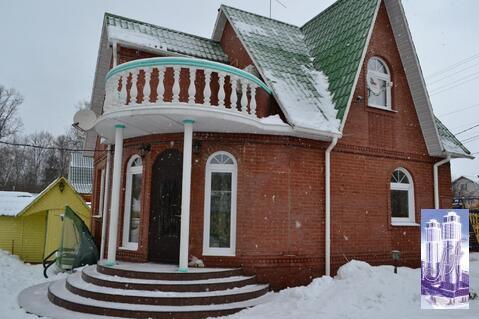 Дом 100м2 г.Домодедово бор