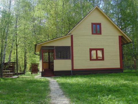 Симферопольское ш, 63 км от МКАД, Чеховский р-н д. Красные Орлы.