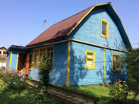 Продается дом 80 кв.м. на уч 6 соток в СНТ Лесная поляна, Домодово г/о